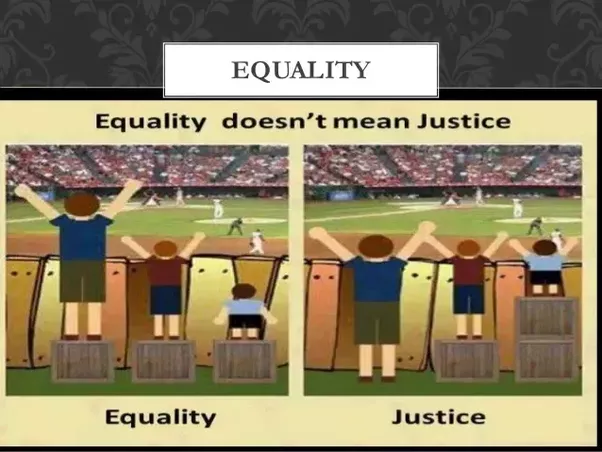 What Is The Real Meaning Of The Right To Equality Quora
