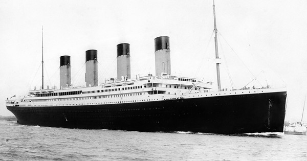 How Is The Titanic Compared To Carnival Cruise Ship Quora - Titanic vs cruise ships today