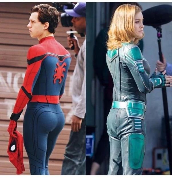 Spider-Man dating MS Marvel