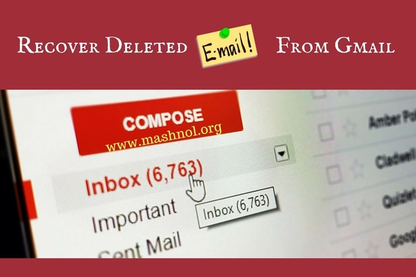 how to make recovery email main email in gmail