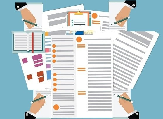 What Should Be The Standard Resume Format For Mba College
