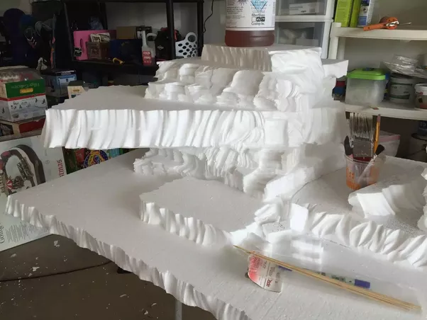 For A School Project I Need To Make An Iceberg But It Can