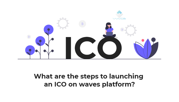 steps to launch an ico