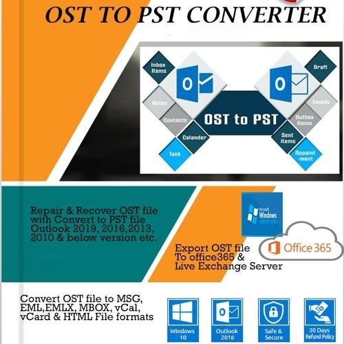 What is your review of Convert OST to PST Outlook 2013? - Quora