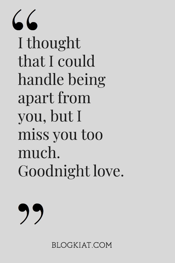 What are some best good night quotes with images? - Quora
