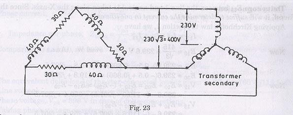 can i create a 220v single phase to a 400v three phase converter only with a transformer