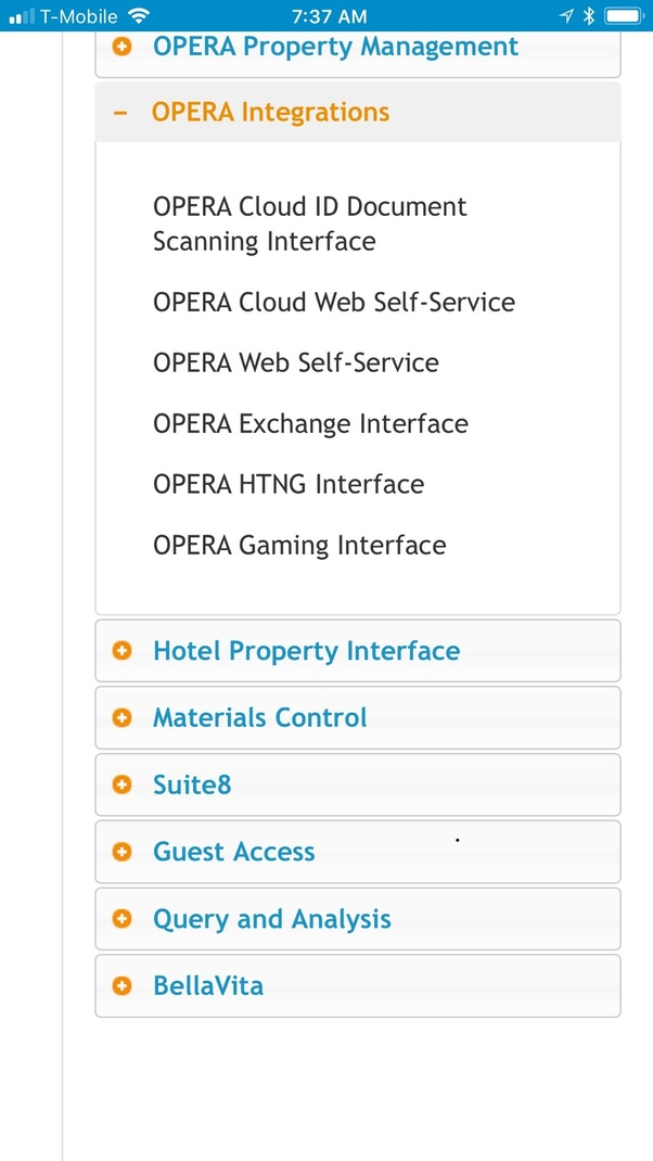 How can an app integrate with a hotel's PMS? Is there a