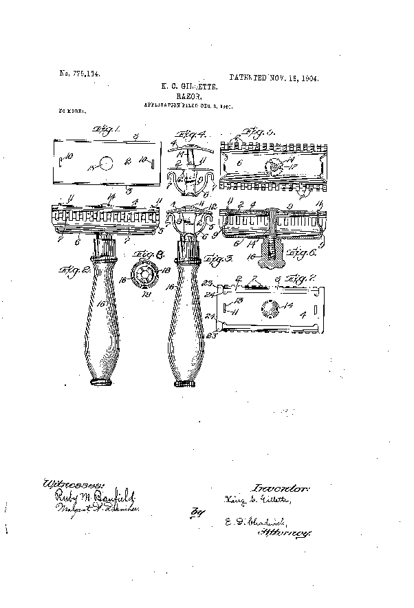 What Are Some Examples Of Patents Simple Enough For Beginner