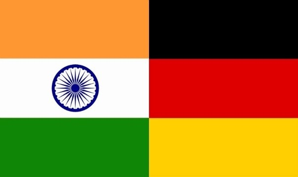 How is the German flag different to the Indian flag Quora
