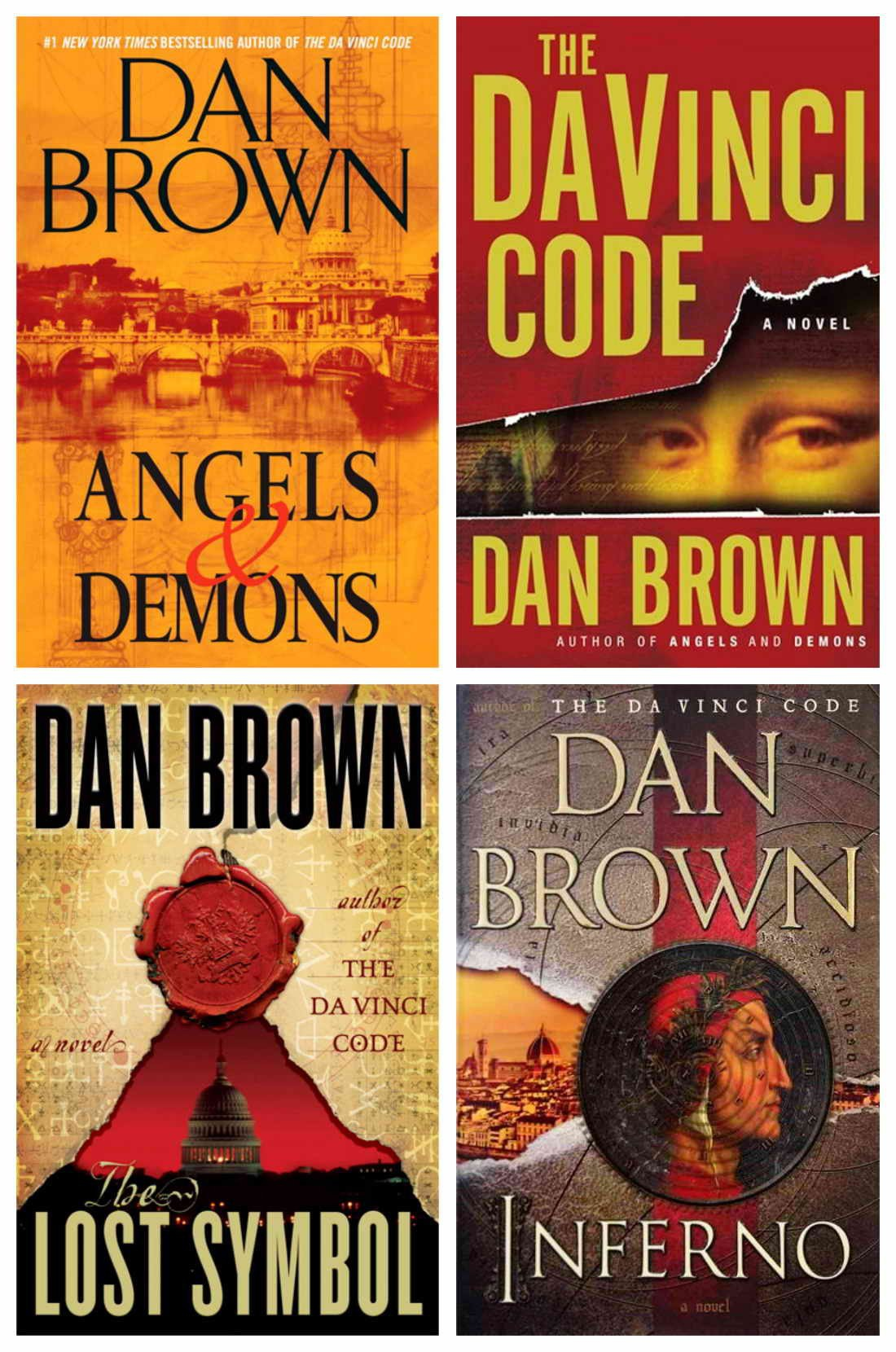 What are some books similar to The Origin by Dan Brown   Quora
