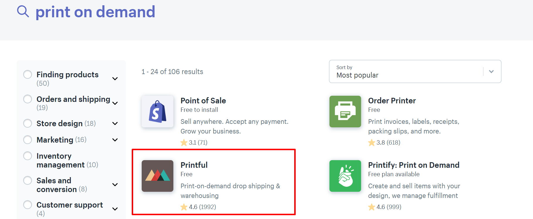 What's the best Shopify print on demand provider? - Quora