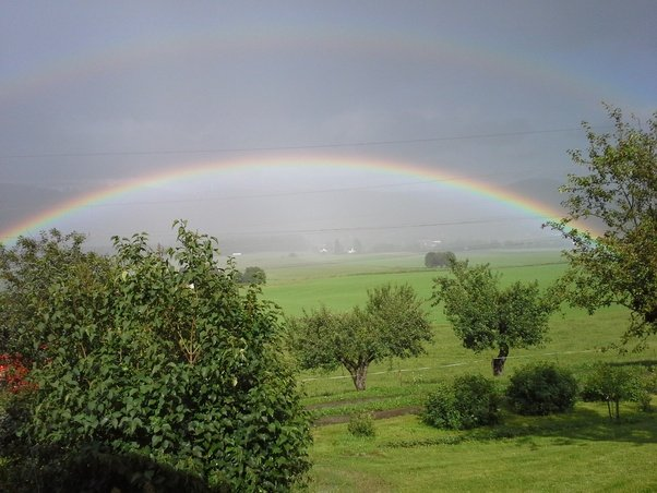 What Does At The End Of The Rainbow Mean Quora