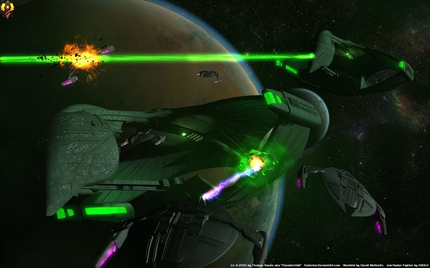 In the Star Trek (creative franchise), what would The ...
