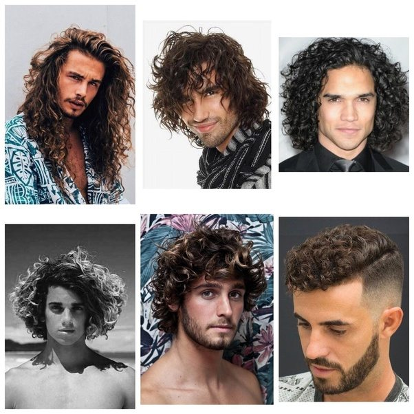 Are There Any Perm Hair Styles That Would Look Good On A Man Quora