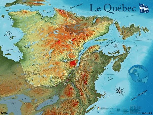 Do we have the same geographic maps in every country for example it uses a different projection than usual called lambert conique conforme on the map includes the old contested territory qubec did not agree with the gumiabroncs Image collections