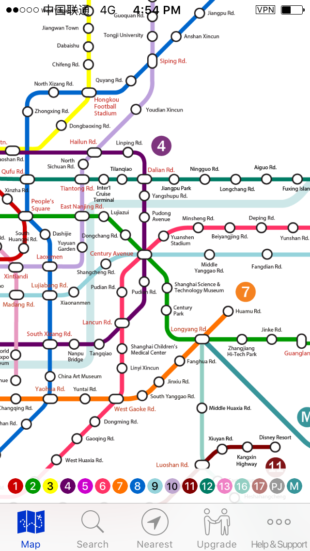 Subway Map Shanghai 2011.What S The Standard Of Public Transportation In Shanghai How Easy