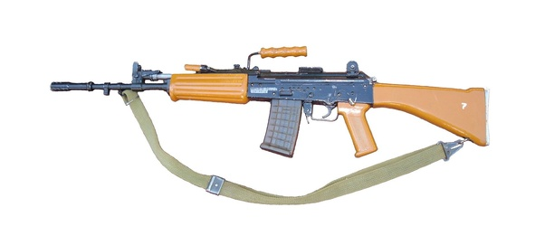 Why do western countries not adopt the AK47 as their infantry