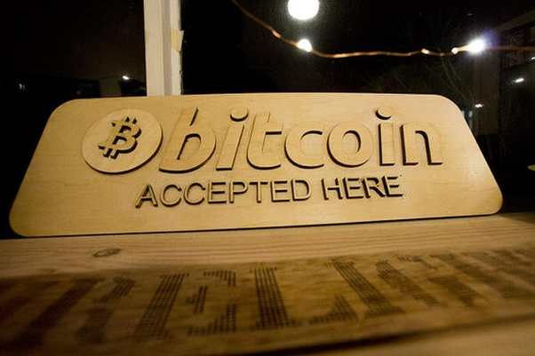 how many offline businesses accept cryptocurrencies