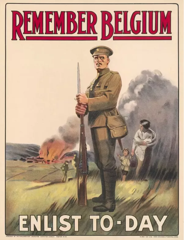 Why did Britain join WWI? - Quora