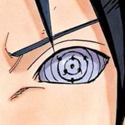 After Receiving Half Of Hagoromos Power Sasuke Uchiha Awakened A Rinnegan Containing Six Tomoe In His Left Eye