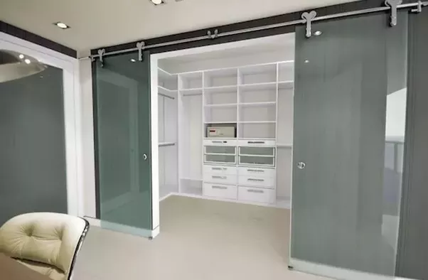 Donu0027t You Think The Design Above Is Really Awesome?! BTW, If You Want To  Use The Top Hung Sliding Doors, Plz Choose The Rollers Of Great Performance.
