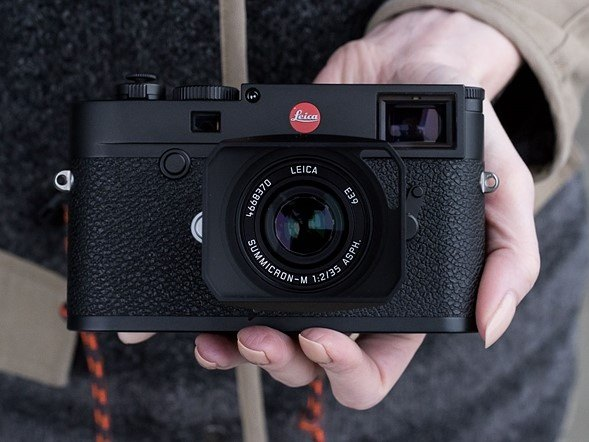 Is there a compact, full-frame camera you photographic whizzes can ...