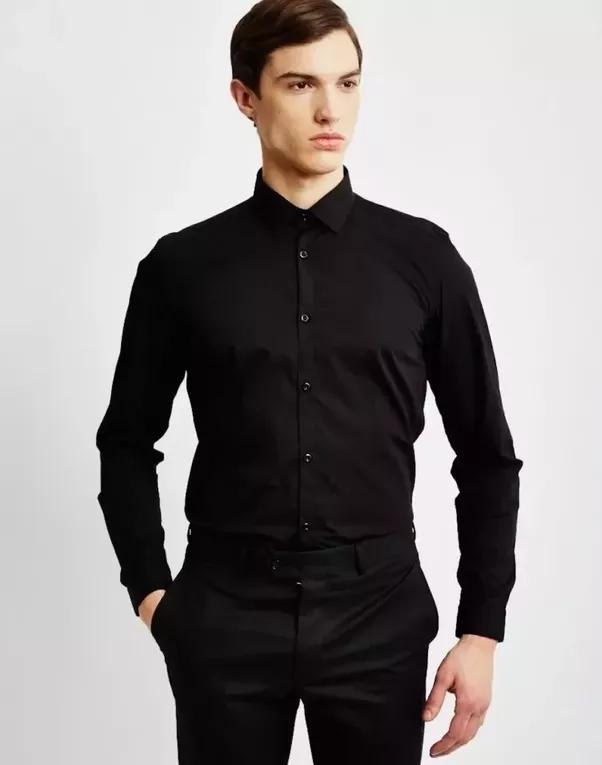 Job interview dress shirt color combinations