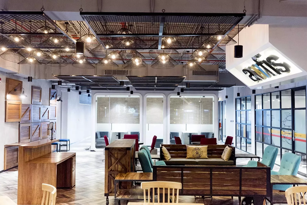 Awfis Is A Co Working Brand With Spaces Available Across Multiple Locations  In