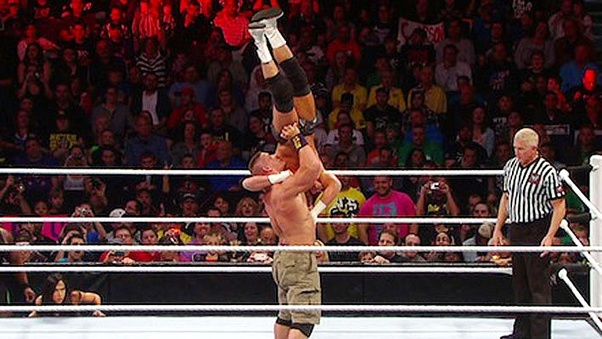 What are the most famous wrestling moves? - Quora
