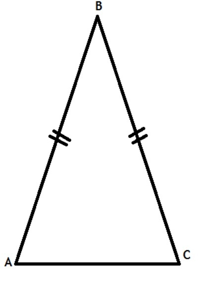 The Area Of An Isosceles Triangle Is 60 Cm Sq And The Length Of