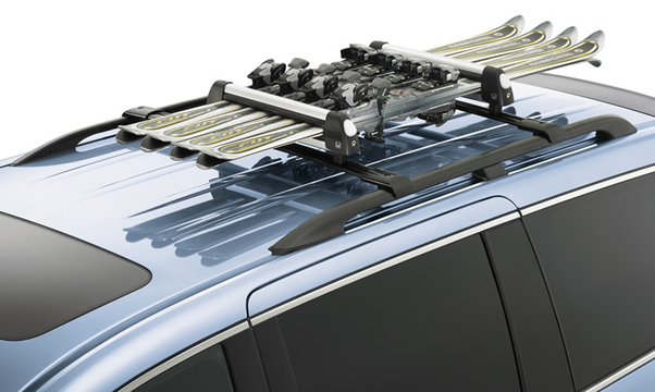 What Is The Best Way To Face Skis In A Ski Rack On A Roof
