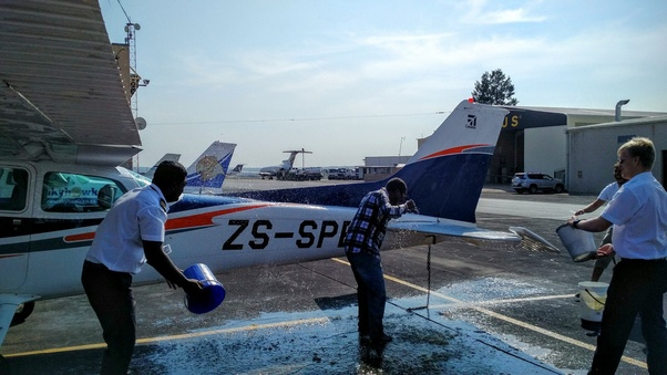Is SKYHAWK aviation in South Africa reliable for CPL ...