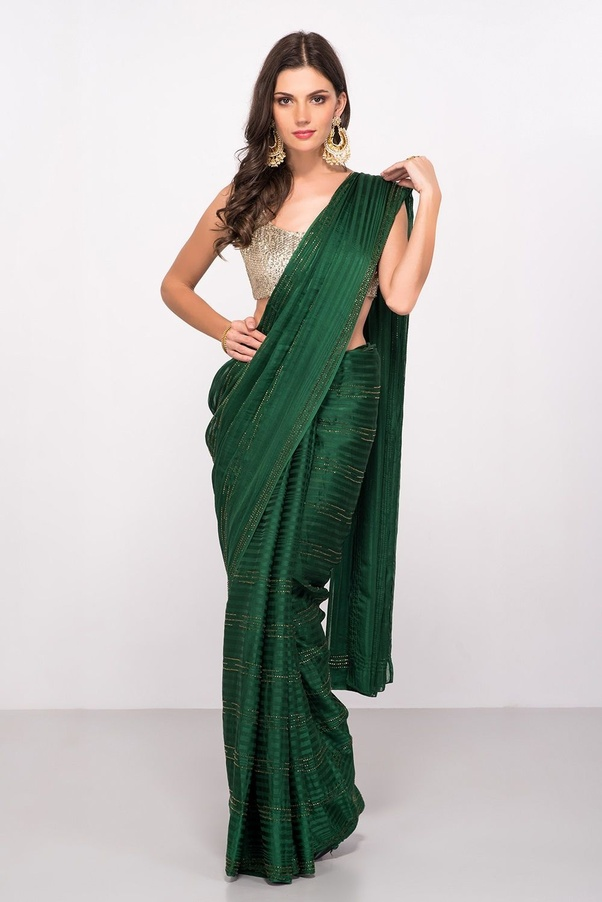 5d0c6ab7df3156 To shop for beautiful green silk sarees that are handcrafted by skilled  textile artists