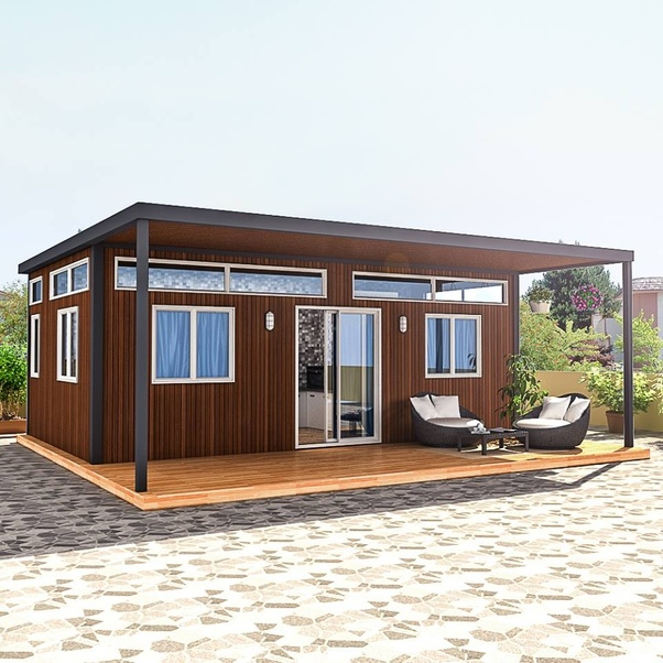 Pre Fabricated Houses Are A Kind Of Modular Solutions With Their Fundamental Parts Made From Light Weight Yet Durable Materials Such As Steel