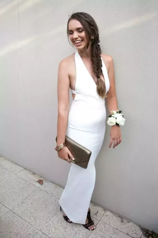 What did you wear to your prom? - Quora