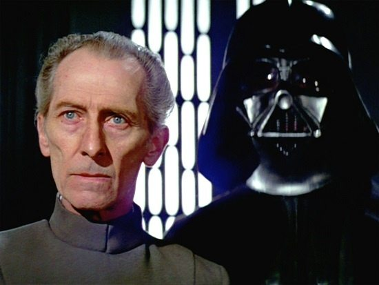 Image result for Darth Vader tarkin