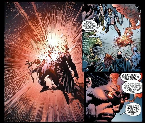 Has Superman Ever Intentionally Killed Anyone?