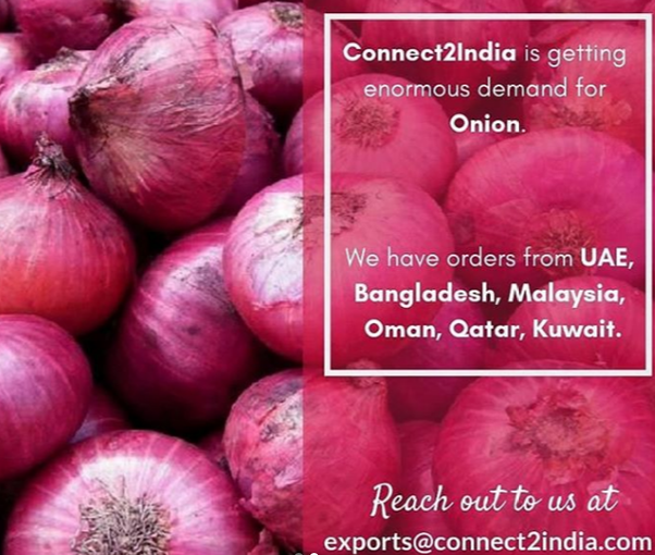 How to find a foreign buyer for onions - Quora