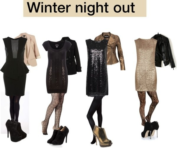 Wear to what to bars in winter