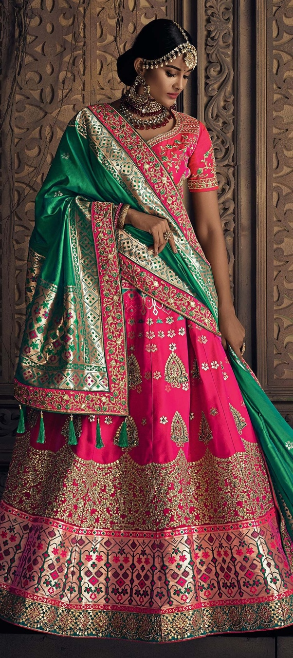 What are the most trending bridal lehenga designs in 2019 ...