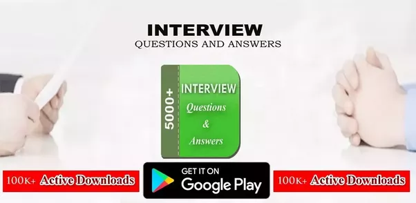 Failing To Take The Opportunity To Ask Questions At The End Of Discussion.  READ MORE Interview Questions Answers   Android Apps On Google Play