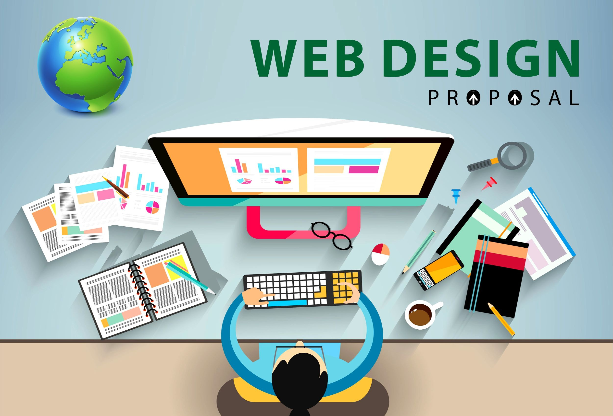 Where can I find website design proposal template? - Quora