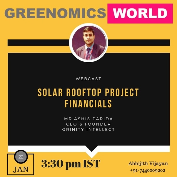 Will it be profitable to start a solar business in India? - Quora