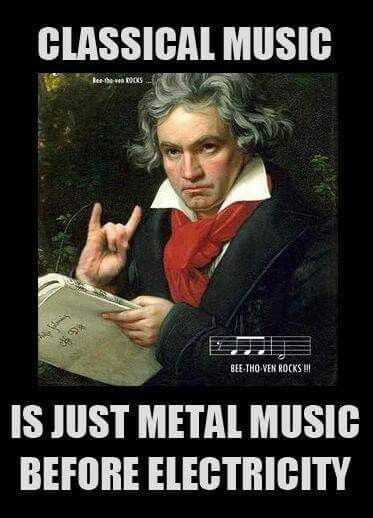 Image result for classical was metal before electricity