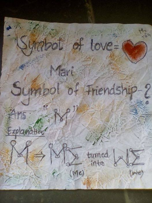 What Is The Universal Symbol Of Friendship Quora