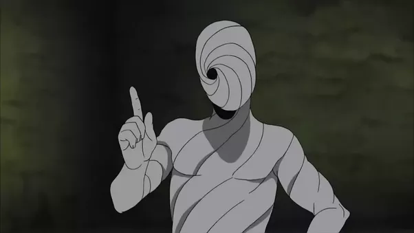 was tobi being obito a retcon or did they really have him acting