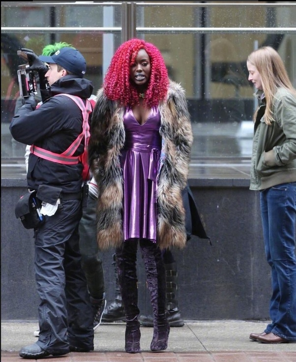 Why Are People More Upset About Starfire Being Black Than Her