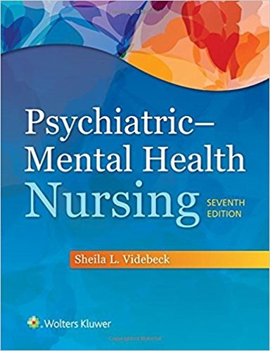 Where Can I Find Test Bank For Psychiatric Mental Health Nursing