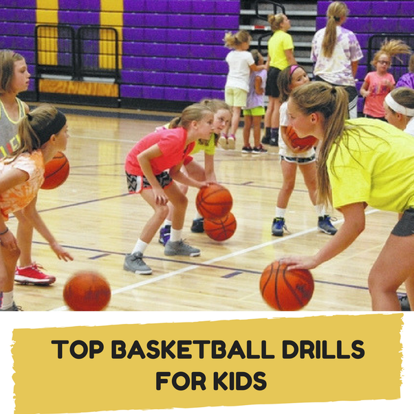 What are the best basketball drills for 7 to 8 year olds? - Quora