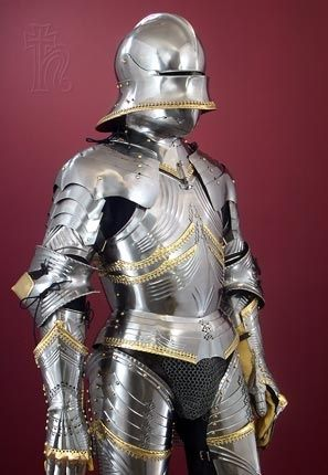 Did medieval knights REALLY wear as much armor as is often ...